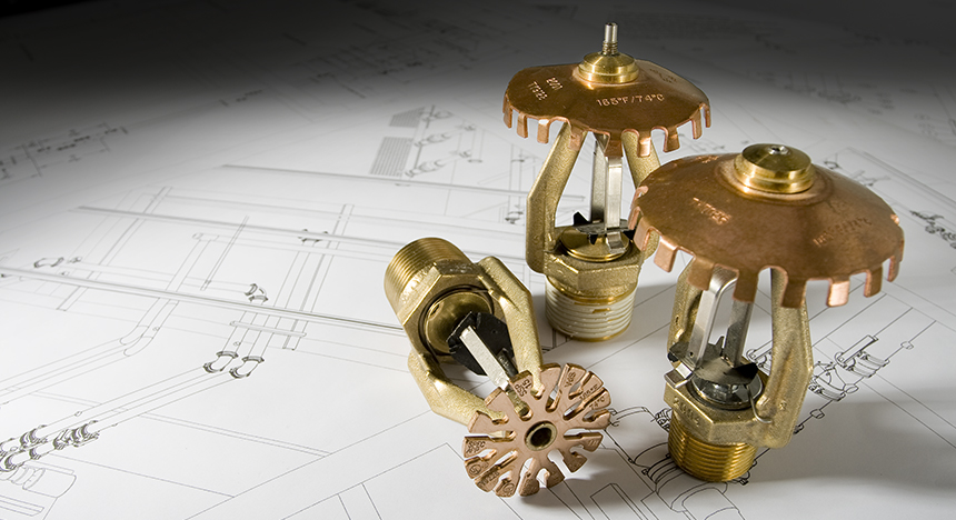 Storage Solutions for Fire Sprinkler Systems | Tyco Fire
